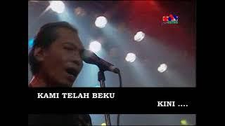 Ahmad Albar-Kepada Perang With Lirik(Original Music Video & Clear Sound)
