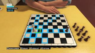 WATCH DOGS Parker Square Path Chess Guide