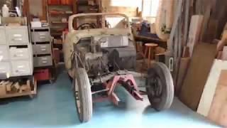 JAWA AUTO RESTAURIEREN (1) Jawa Minor (1938)