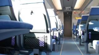 Інструкція поїзда Стриж