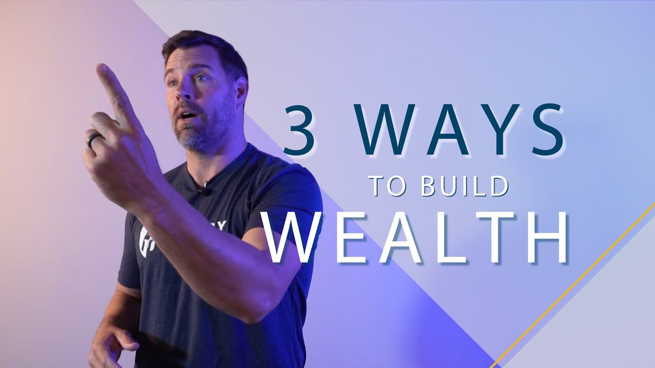Build Your Wealth with These 3 Tips
