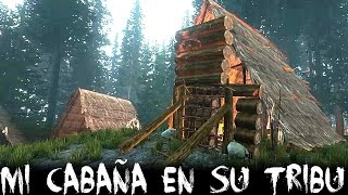 THE FOREST - #10 - Mi refugio en su tribu | Gameplay Español