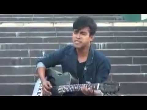 MUSKURANE | cover guitar by FILDAN Dangdut Academy 4