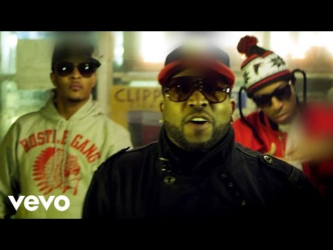 Big Boi - In The A (feat. Ludacris & T.I.)