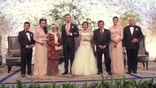 Wedding Video Yulia & Vlad : Resepsi