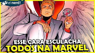 5 PERSONAGENS QUE DERROTARIAM TODA A MARVEL