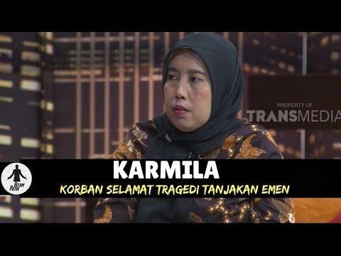 KARMILA, KORBAN SELAMAT TRAGEDI TANJAKAN EMEN | HITAM PUTIH (15/02/18) 2-4