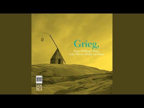 Lyric Pieces, Op. 68: I. Sailor's Song