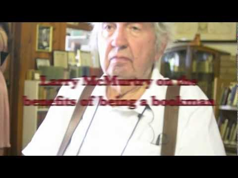 Larry McMurtry outtake