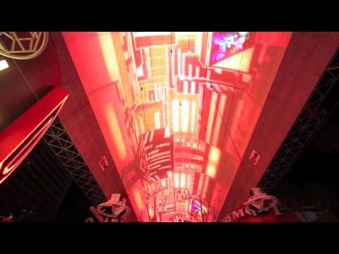 Tiesto  A Town Called Paradise at Fremont Street Experience