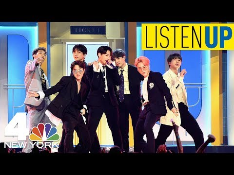 BTS Mania: Is NYC Ready for the K-Pop Megagroup&39;s Army?  Listen Up