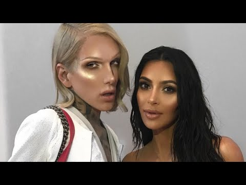 Download Youtube: Kim Kardashian vs. Jeffree Star? What You Need to Know About KKW 'Swatch-Gate'
