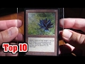 Top 10 Most Expensive Magic: The Gathering Cards