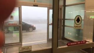 Isn't Life Annoying! Hail and Tornado Alert at Wilkes-Barre Airport Top 10 Video