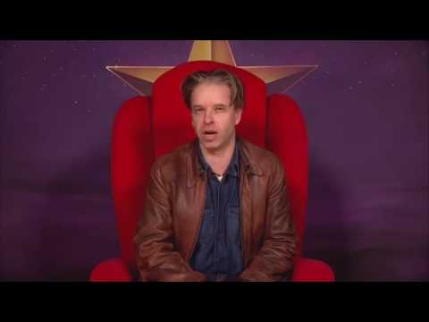 Tom Hanks meets Adam Shaw in the red chair on The Graham Norton  25 Nov 2016