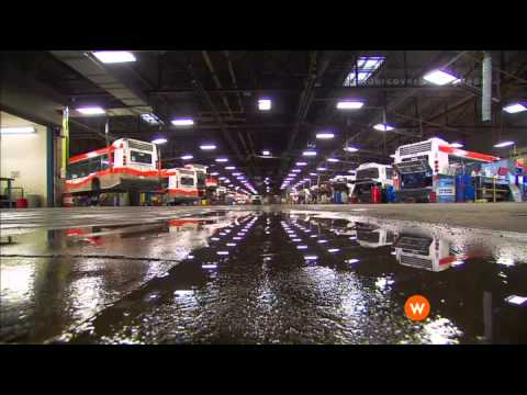 Undercover Boss - Calgary Transit  S4 E7 (Canadian TV series)