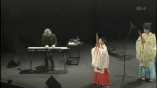 坂本龍一&明日香(天地雅楽) A traditional Japanese musical instrum...