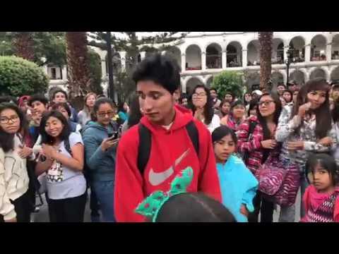 HBA noticias: Día de San Valentín en Arequipa 2017
