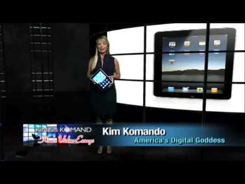 Kim Komando iPad Review, part 2