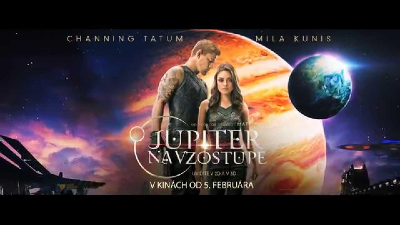 Jupiter na vzostupe - v kinách od 5. februára - online spot