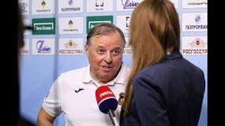 Александр Тарханов – о матче против «Арсенала»