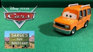 Mattel Disney Pixar Cars Murphy DELUXE Die-cast Review 2018 (Radiator Springs Series)