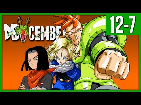 Dragon Ball Top 24 Villains Part 3 - DBcember 2016 - Team Four Star