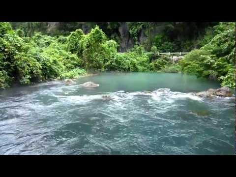 Suối nước Moọc @ Quãng Bình