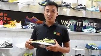 SportHouse.vn | Review & So sánh các dòng giày tennis Asics