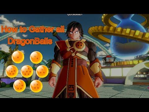 Dragon Ball Xenoverse How To Gather All Dragon