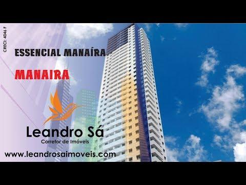 Essencial Manaíra - Apartamento, João Pessoa, Manaira