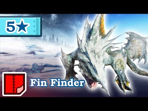 Let's Play Monster Hunter Generations - #147 - 5★ Fin Finder