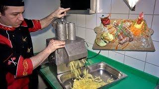 Kitchen System in 5 Star Hotels