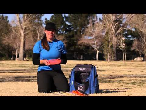 In My Bag - 3-time Disc Golf World Champion Valarie Jenkins