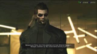 Deus Ex: Human Revolution - S3: Shanghai Justice - Walkthrough part 35