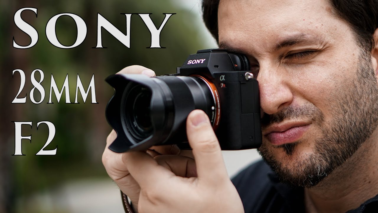 The best Sony Lens, Sony FE 28mm f2 review with samples