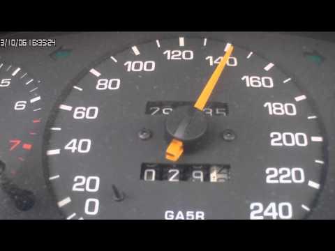 Mazda 626 GE 1.8 1996 0-100-160