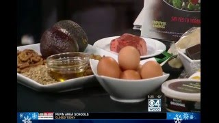 Healthful & Delicious Food Practices for the New Year (1/18/16 on WCCO)