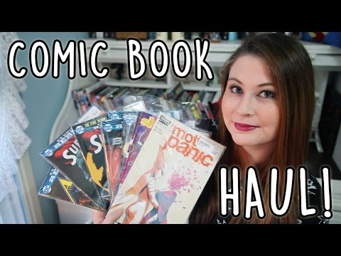 COMIC BOOK HAUL!
