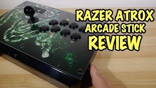 Razer Atrox - Arcade Stick for Xbox One - Review