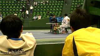 2010.04.24 A NEW STEP! 松岡修造さん(司会)、国枝慎吾さん、ソフトテ...