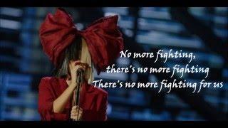Sia - Space Between (lyrics)