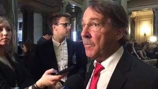 Sask Federation of Labour - SK Govt kills  bus service Mar.22/17 Global Regina