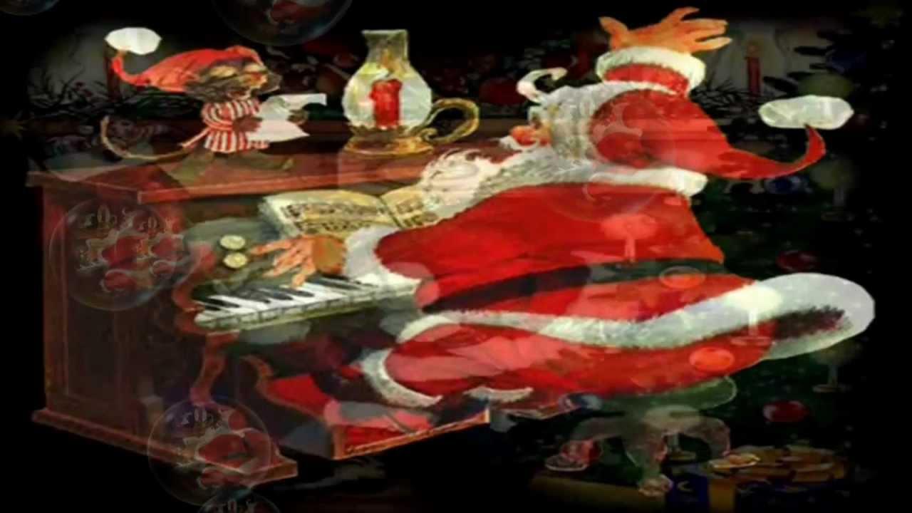 Youtube Frasi Auguri Di Natale.Auguri Di Natale Gif
