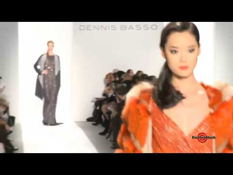 Dennis Basso Fall Winter 2012 - NY Fashion Week - Runway Show