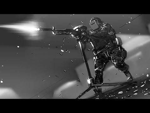 """Tachanka's operator video but every time he shoots, Smoke asks """"What's in the canister?"""""""