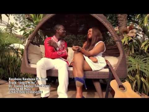 Kwabena Kwabena   Engya Mi Ho ft  Joojo Official Video   GhanaMusic com Video
