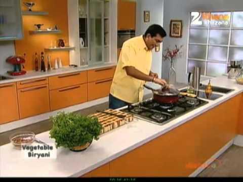 Vegetable Biryani - Sanjeev Kapoor