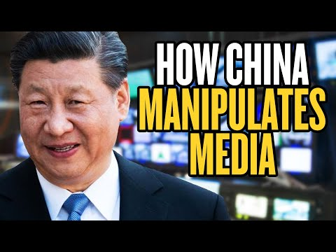 How China Manipulates the Media | Joshua Philipp