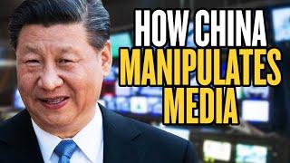 How China Manipulates the Media | Joshua Philipp